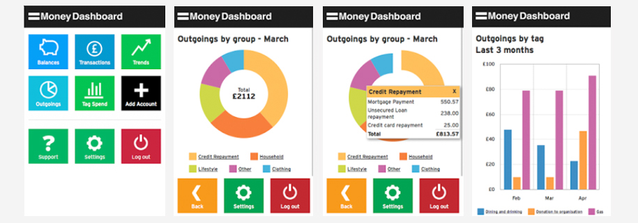 money-dashboard-app